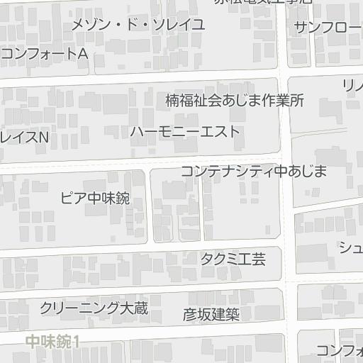 名古屋市立北中学校周辺の時間貸駐車場 |タイムズ駐車場検索