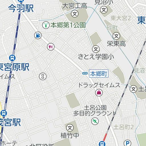 ヤオコー 東 大宮