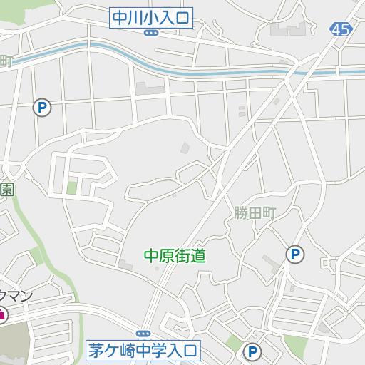 勝田町(横浜市都筑区)周辺の時間貸駐車場  タイムズ駐車場検索