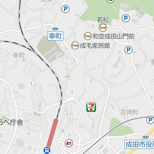 時間 成田 市役所