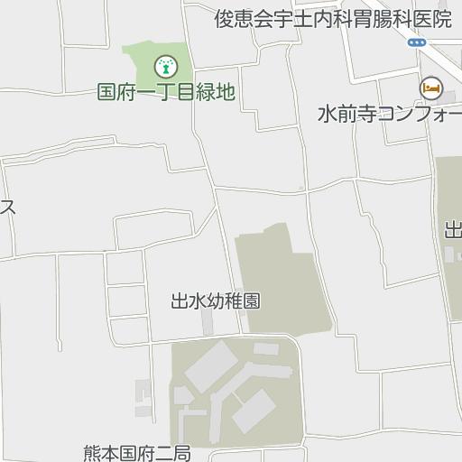 新 水前寺 駅 から 熊本 駅