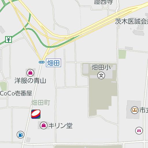 ココイチ 茨木
