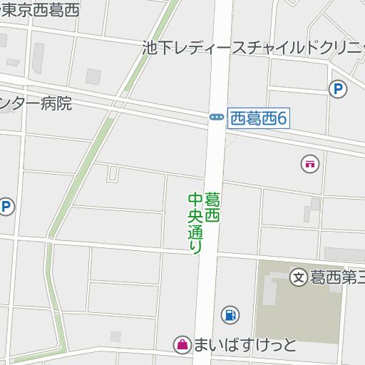 ニッポン レンタカー 西 葛西