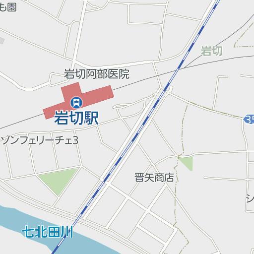 から 仙台 駅 駅 岩切
