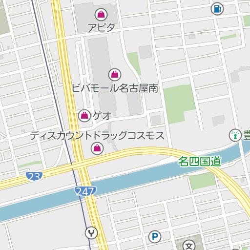 堤町(名古屋市南区)周辺の時間貸駐車場 |タイムズ駐車場検索