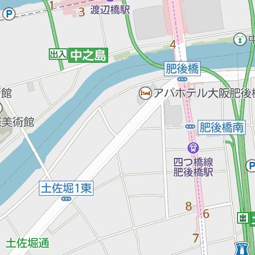 肥後 橋 駅