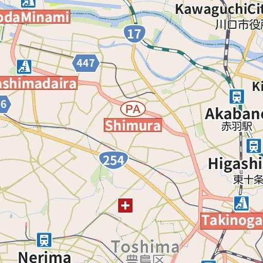 Tokyo IkebukuroIkebukuro Station Area Map Sightseeing - Japan map area