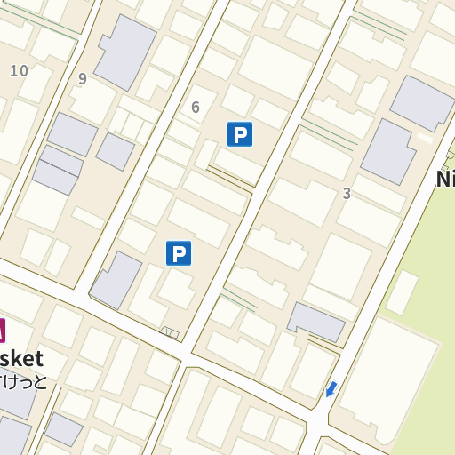 Hotel Rose Garden Shinjuku Map And Directions   LIVE JAPAN (Japanese  Travel, Sightseeing And Experience Guide)