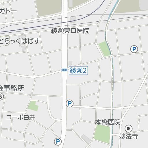 三井住友銀行 綾瀬支店