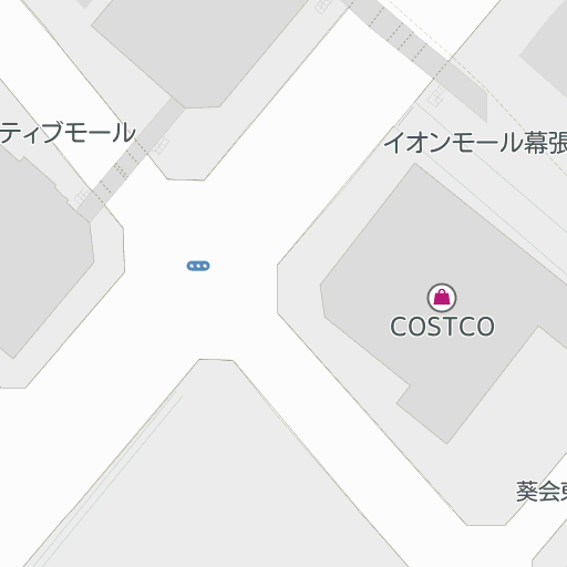新 アクセス イオン 都心 モール 幕張