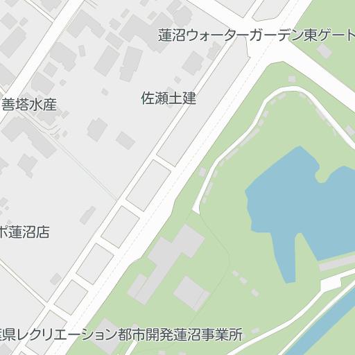 ウォーター ガーデン 2020 蓮沼