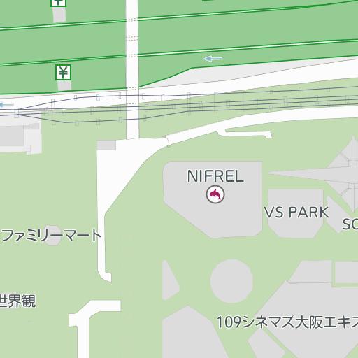 エキスポ 109 シティ 大阪 シネマズ