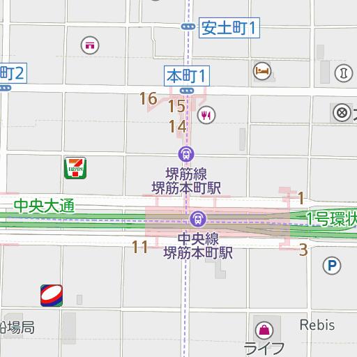 船場 銀行 支店 住友 三井