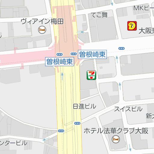 ブルク 梅田