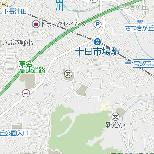 大 地図 東工 東京都市大学