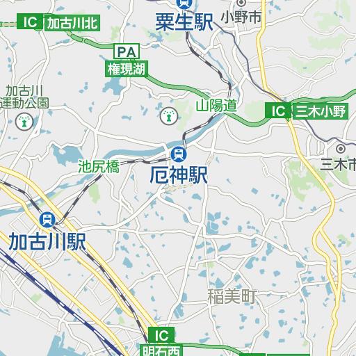 予報 市 天気 加東 兵庫県加東市の雨雲レーダーと各地の天気予報