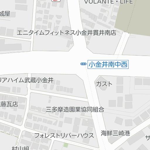 ガスト 武蔵 小金井