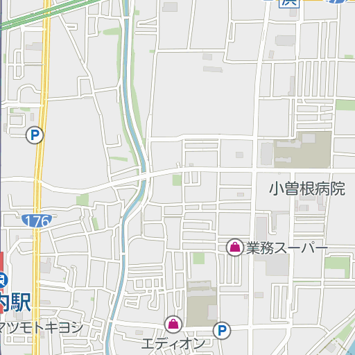病院 小曽根