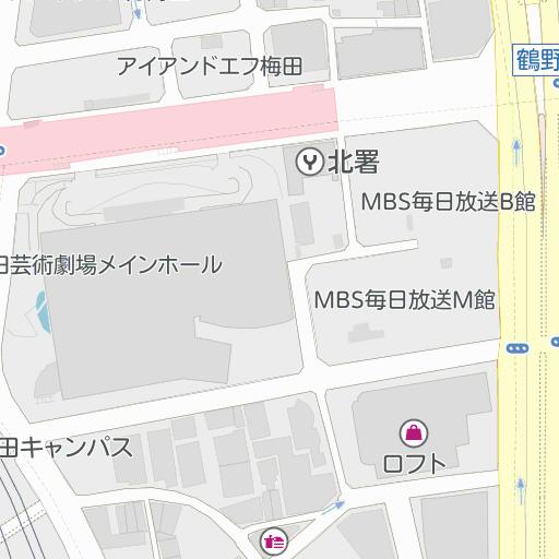 テアトル 梅田