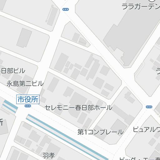 ユナイテッド シネマ 春日部