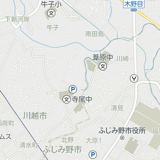 川越 税務署