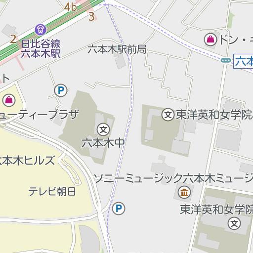 ソニー ミュージック 六本木