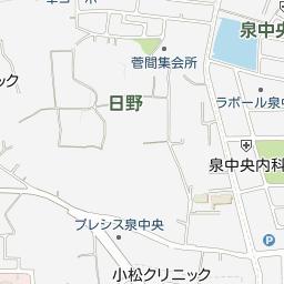 市 区 仙台 泉