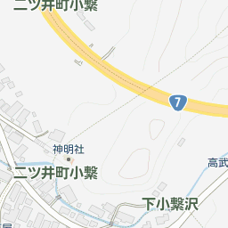 秋田県道3号二ツ井森吉線の地図 - goo地図
