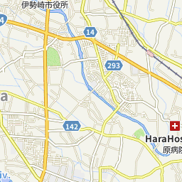 Map Of Harvest Hotel JAPANiCANcom - Isesaki map