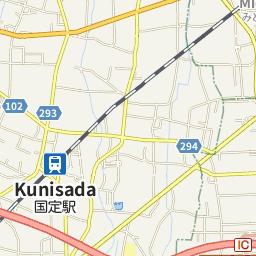 Map Of Harvest Hotel JAPANiCANcom - Isesaki map