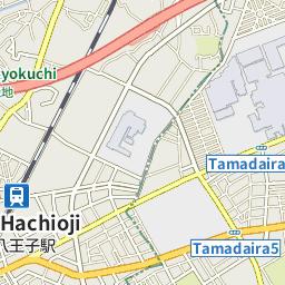 Maps And Directions Olympus Corporation Takakura Facility - Hachiōji map