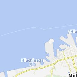 Map Of Rihga Royal Hotel Niihama JAPANiCANcom - Niihama map