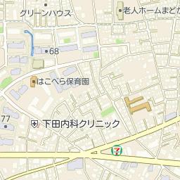 東京都民銀行堀之内支店の地図