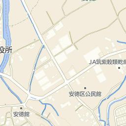 那珂川町立岩戸小学校の周辺地図...