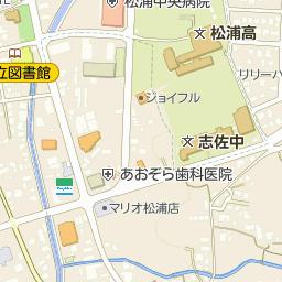長崎県民信用組合松浦支店の周辺...