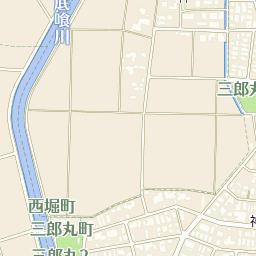 セブンイレブン福井三郎丸店の周...