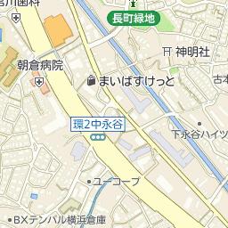 横浜市立柏尾小学校の周辺地図・...