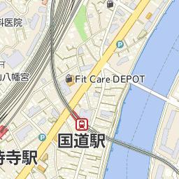 秋山書店の周辺地図・アクセス・...