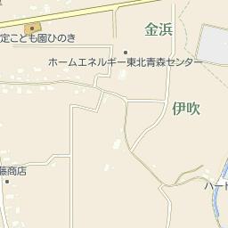 青森市立高田小学校の周辺地図・...