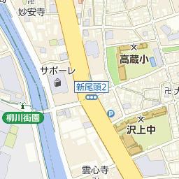 名古屋市立野立小学校の周辺地図...