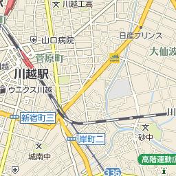 成田山前のバス時刻表とバス停地...