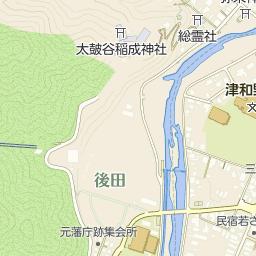 西中国信用金庫津和野地区本部の...