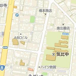 敦賀信用金庫神楽支店の周辺地図...