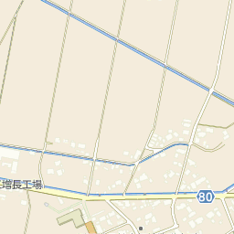 さいたま市立川通中学校の周辺地...