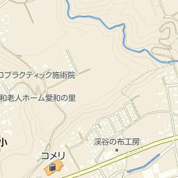愛川町立田代小学校の周辺地図・...