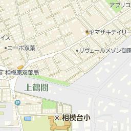 日本基督教団三・一教会の周辺地...