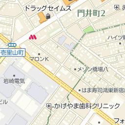 行田警察署行田駅前交番の周辺地...