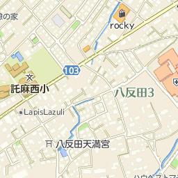 遊歩堂東バイパス店の周辺地図・...