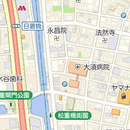 名古屋市立大須小学校の周辺地図...