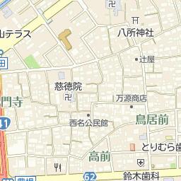 名古屋青果物信用組合の周辺地図...